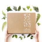 LANDARE Kit de Prensa Botánica
