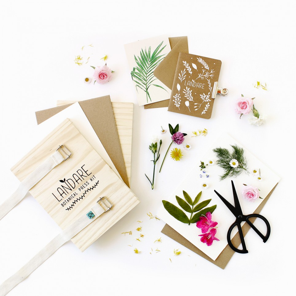 LANDARE Botanical Press Kit