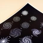 KASTING Print Black