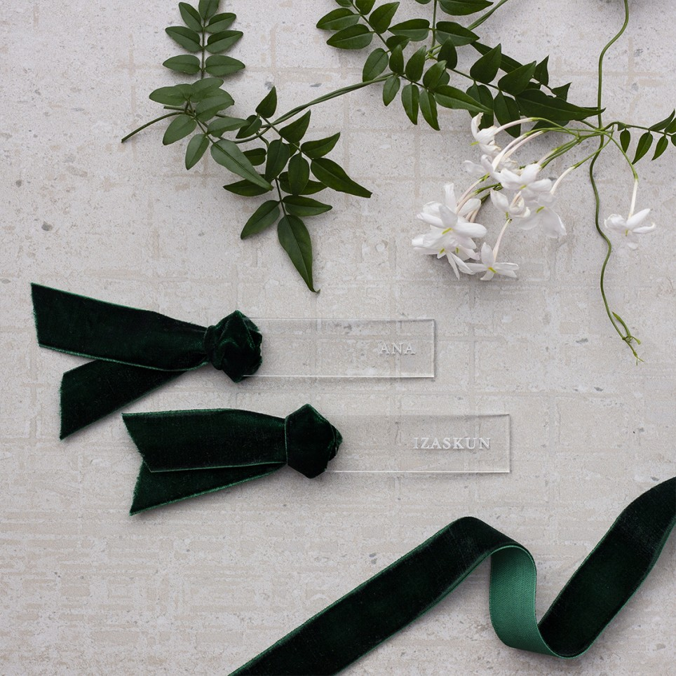 LAU place card