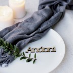 IZEN place card
